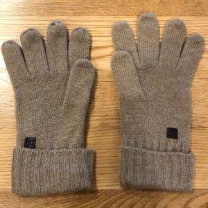 Men's or woman's warm Cashmere gloves